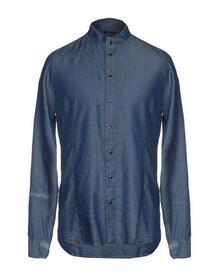 Джинсовая рубашка Patrizia Pepe 42695800TU