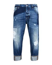 Джинсовые брюки-капри Armani Jeans 42697254iq