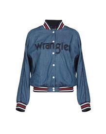 Джинсовая верхняя одежда Wrangler 42692988OM