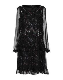 Короткое платье Frankie Morello 34844375vw