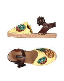 Эспадрильи Dolce&Gabbana 11357930xb