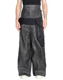 Джинсовые брюки Rick Owens 13207034tc