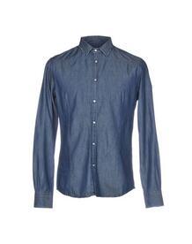 Джинсовая рубашка Alpha Studio 42685714lv