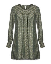Короткое платье AGLINI 34872423ll