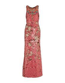 Длинное платье BADGLEY MISCHKA 34870126vh