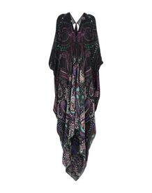 Платье длиной 3/4 Roberto Cavalli 34869517gu