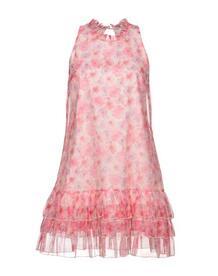 Короткое платье PINK BOW 34875135xu