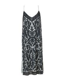 Платье длиной 3/4 Ganni 34842035DH