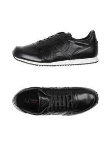Низкие кеды и кроссовки Armani Jeans 11270486vu