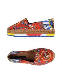 Эспадрильи Dolce&Gabbana 11142779ub