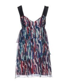 Короткое платье C`N`C COSTUME NATIONAL 34819321nl