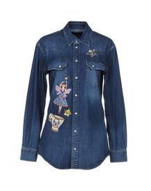 Джинсовая рубашка Dolce&Gabbana 42670945FV