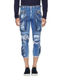 Джинсовые брюки-капри Dsquared2 42669347VB
