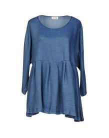 Джинсовая рубашка American Vintage 42667911qx