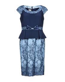 Платье до колена SILVA ERNESTI 34846507PQ