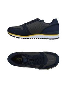 Низкие кеды и кроссовки Armani Jeans 11474627sf