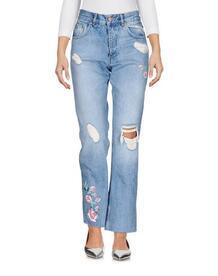 Джинсовые брюки ANINE BING 42645219kk