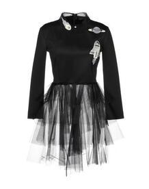 Короткое платье Frankie Morello 34847366sl