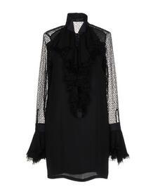 Короткое платье Versace 34832374tq
