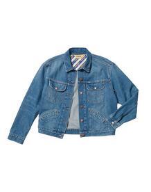 Джинсовая верхняя одежда Wrangler 42668056LQ
