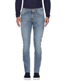 Джинсовые брюки Bikkembergs 42666285TL