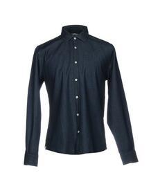 Джинсовая рубашка DOUBLE EIGHT 42644929vg