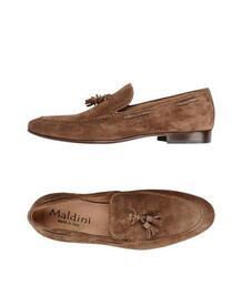 Мокасины Maldini 11419864SI