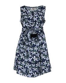 Короткое платье MOLLY BRACKEN 34825365qp