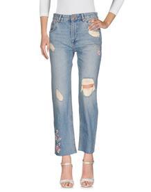 Джинсовые брюки ANINE BING 42649757rh