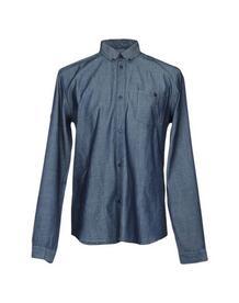 Джинсовая рубашка SUIT 42647619qg