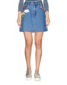 Джинсовая юбка Marc by Marc Jacobs 42642178gi
