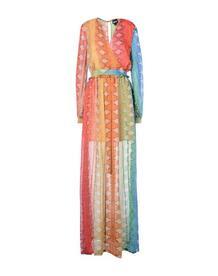 Длинное платье Just Cavalli 34804403SU