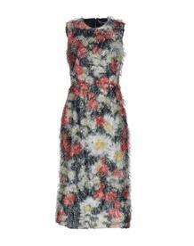 Платье длиной 3/4 Dolce&Gabbana 34720659US