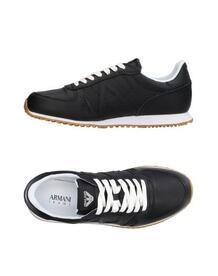 Низкие кеды и кроссовки Armani Jeans 11365416nj