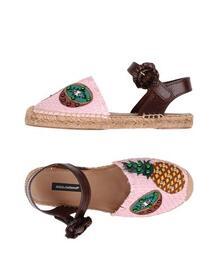 Эспадрильи Dolce&Gabbana 11357930fs