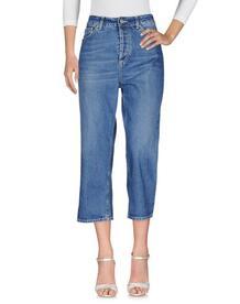 Джинсовые брюки-капри Dondup 42637268FN