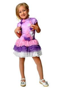 Комплект: платье, болеро Ladetto 10374869