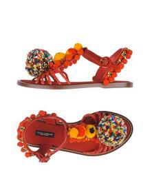 Сандалии Dolce&Gabbana 11353710xj
