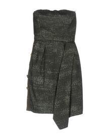 Короткое платье MANILA GRACE DENIM 34775692se