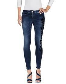 Джинсовые брюки Ki6? Who are You? 42609704ns