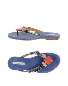 Вьетнамки TOSCA BLU Shoes 11314377cr