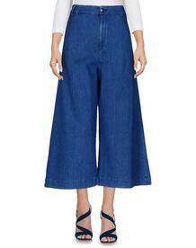 Джинсовые брюки-капри THE SEAFARER 42601297hc