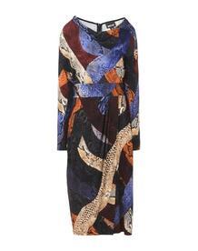 Платье до колена Just Cavalli 34747392mq