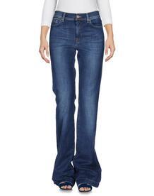 Джинсовые брюки 7 for all mankind 42593173tk
