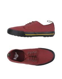 Низкие кеды и кроссовки Dr. Martens 11252060aj