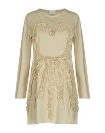 Короткое платье PINK BOW 34731115qh