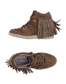 Высокие кеды и кроссовки SERAFINI MANHATTAN 11176143ip