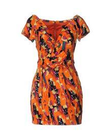 Короткое платье Dsquared2 34702011dj