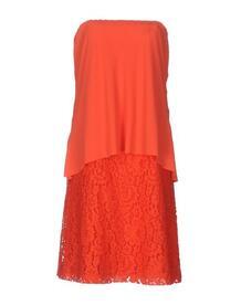 Короткое платье MERCI 34675532kw