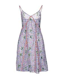 Короткое платье MARY KATRANTZOU 34661901jm